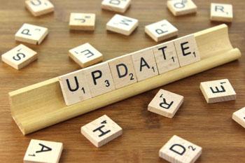 Covid 19 Update Website